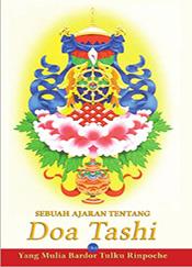 Sebuah ajaran tentang doa Tashi